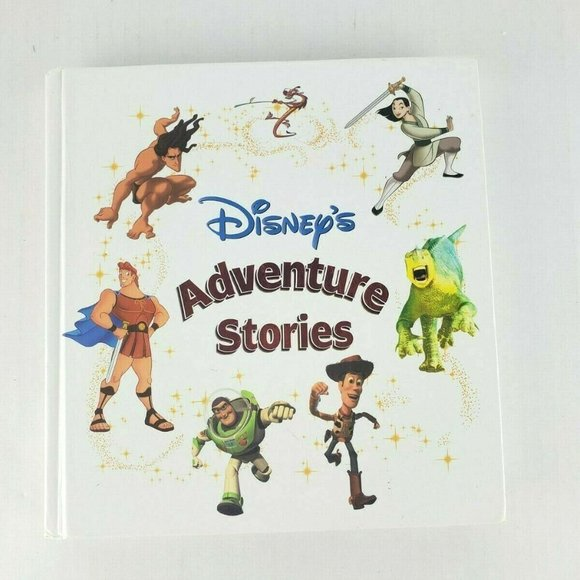 Disney's Adventure Stories Storybook Collection